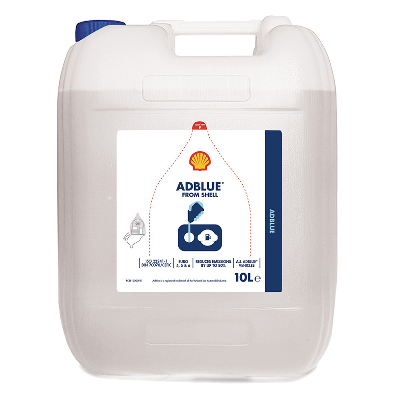 Adblue® Shell – 10L