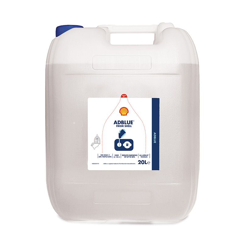 Adblue® Shell – 20L
