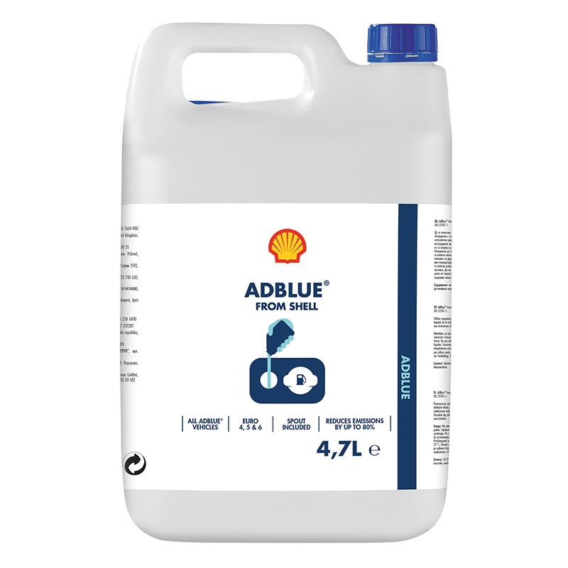 Adblue® Shell – 4,7L