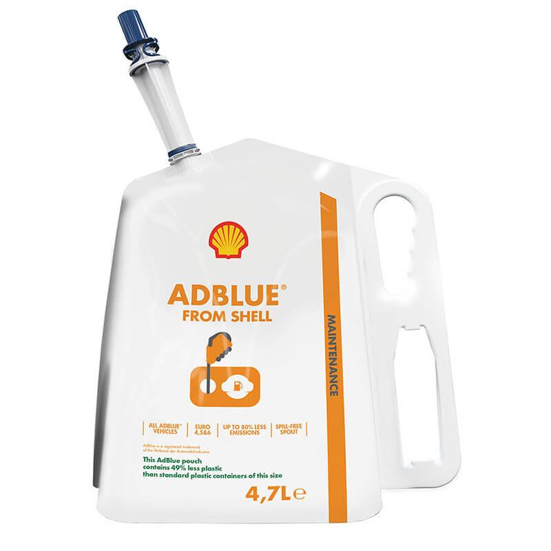 Adblue® Shell – 4,7L pouch