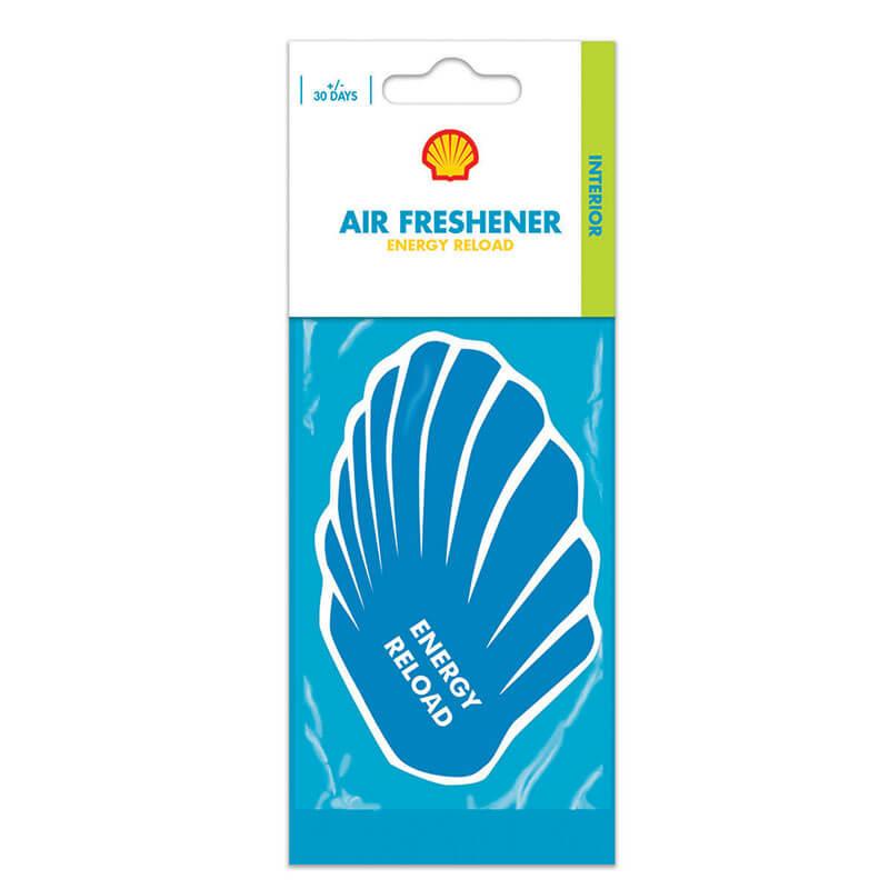 Shell Air Freshener – Energy reload