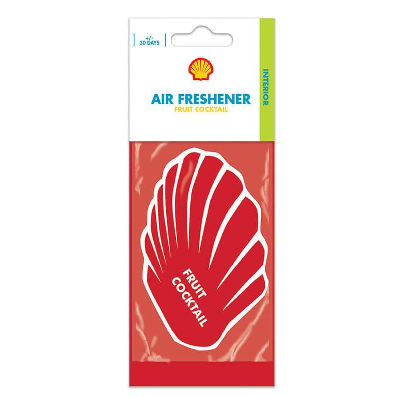 Shell Air Freshener – Fruit cocktail