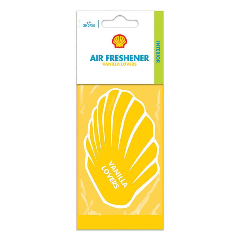 Shell Air Freshener – Vanilla lovers