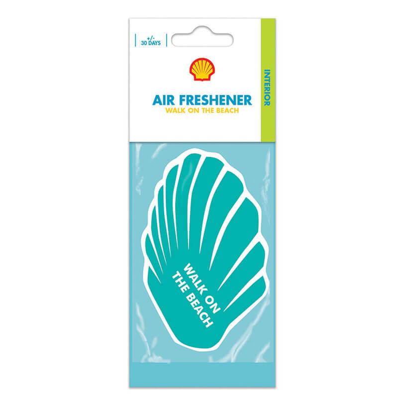 Shell Air Freshener – Walk on the beach