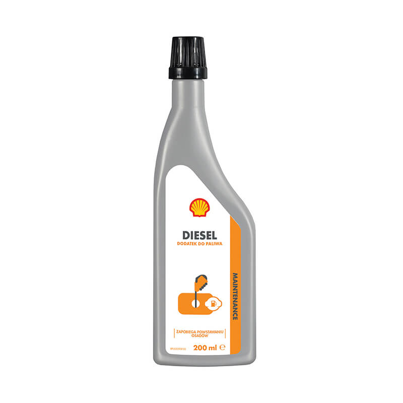 Dodatek do paliwa – diesel Shell – 200ml