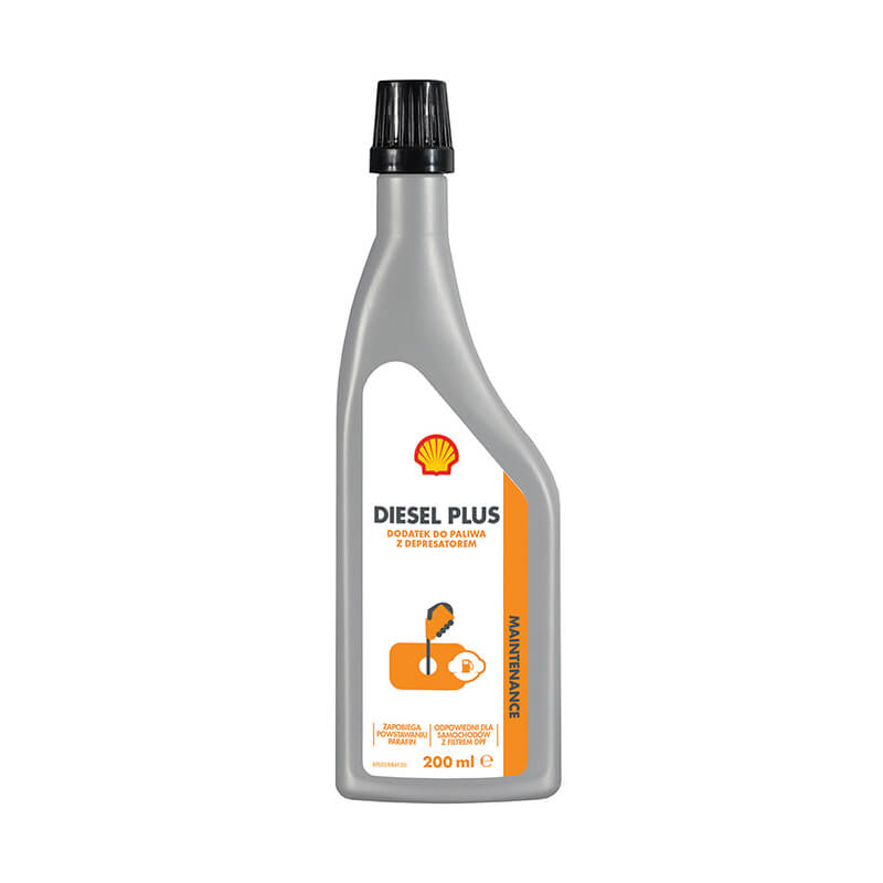 Shell Diesel Additive PLUS – 200ml