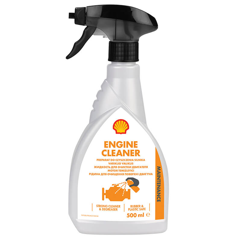 Shell Engine Cleaner