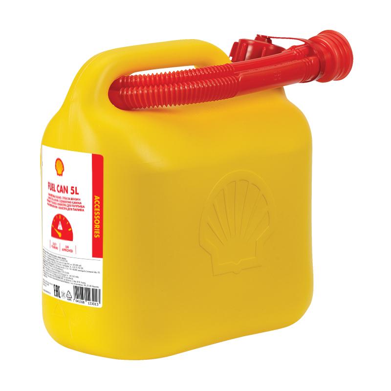 Kanister napaliwo 5L Shell