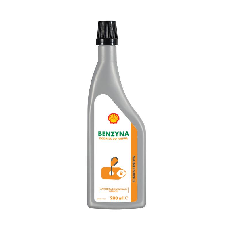 Dodatek dopaliwa – benzyna Shell – 200ml