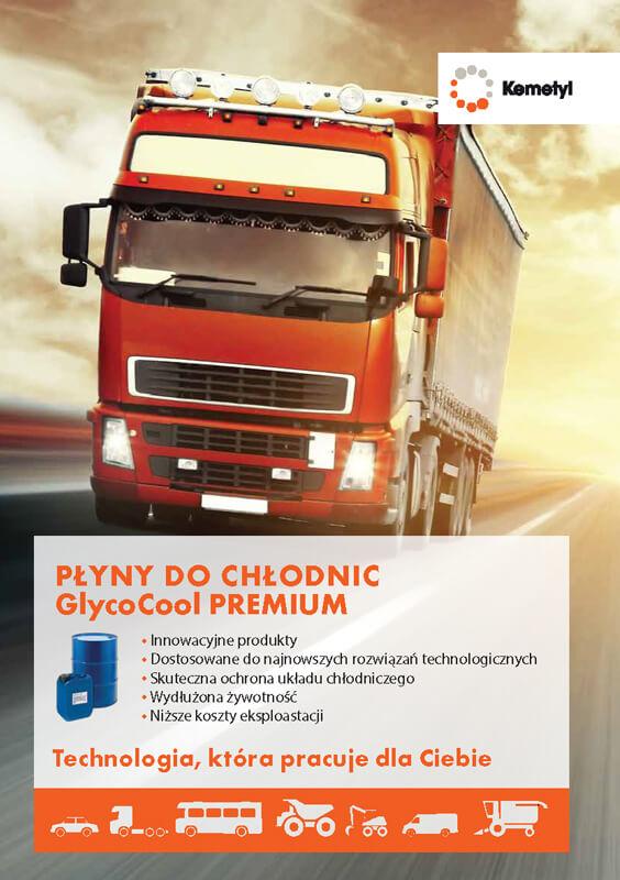 płyny dochłodnic GlycoCool Premium - katalog dopobrania