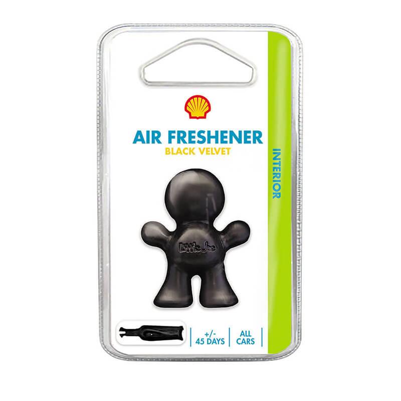 Shell Little Joe Air Freshener – Black Velvet