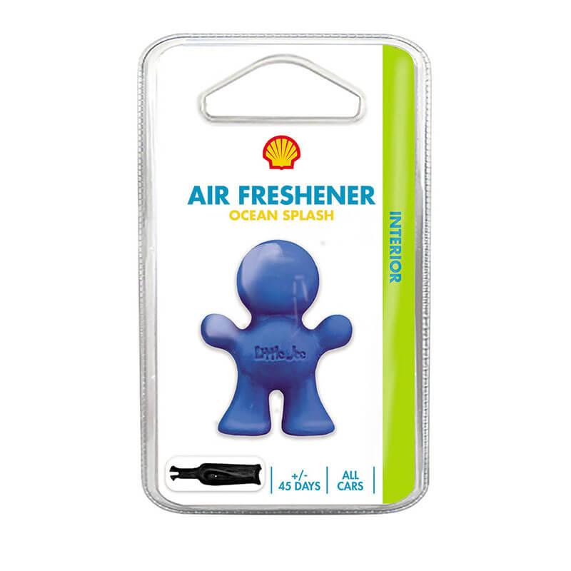 Shell Little Joe Air Freshener – Ocean Splash