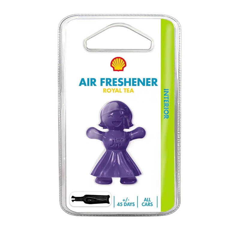Shell Little Joe Air Freshener – Royal Tea