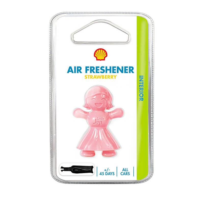 Shell Little Joe Air Freshener – Strawberry