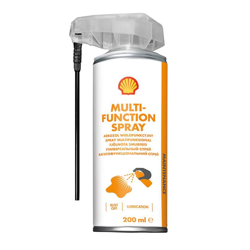 Shell Multi-function Spray