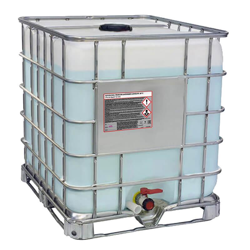 Płyn dochłodnic GlycoCool Longlife Premium 774 D-F Kemetyl, typ G12/G12+ – 1000L