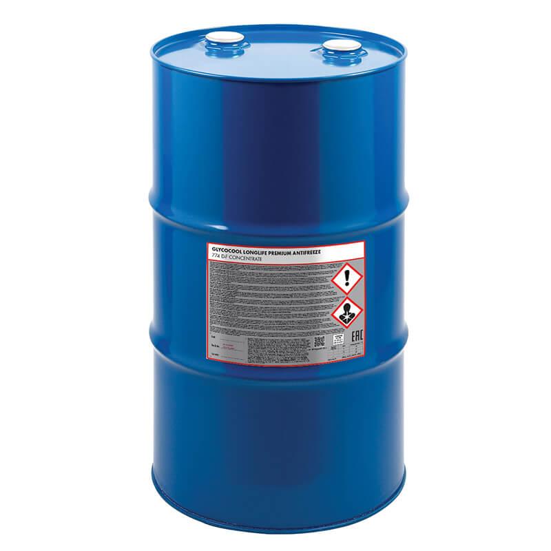 Płyn dochłodnic GlycoCool Longlife Premium 774 D-F Kemetyl, typ G12/G12+ – 55L