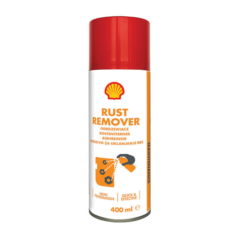 Shell Rust Remover