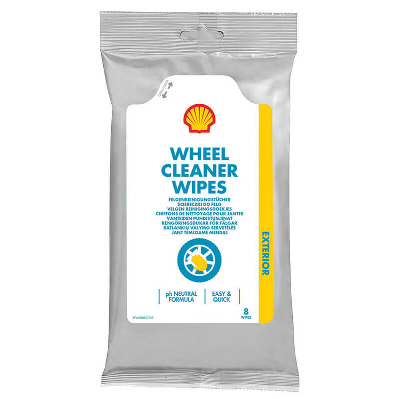 Shell Wheel Cleaner Wipes