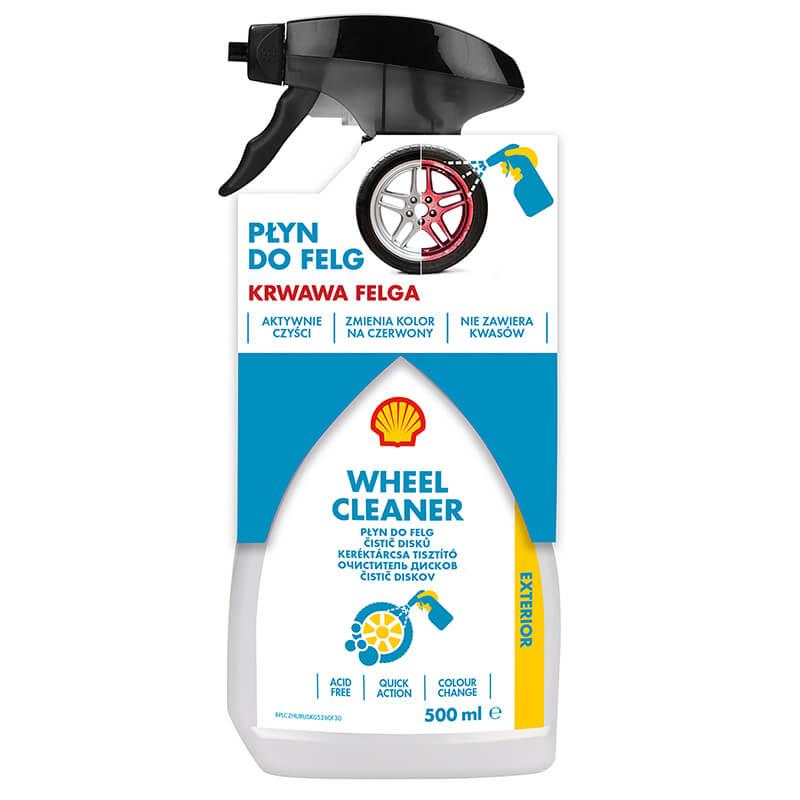 Płyn dofelg – KRWAWA FELGA Shell