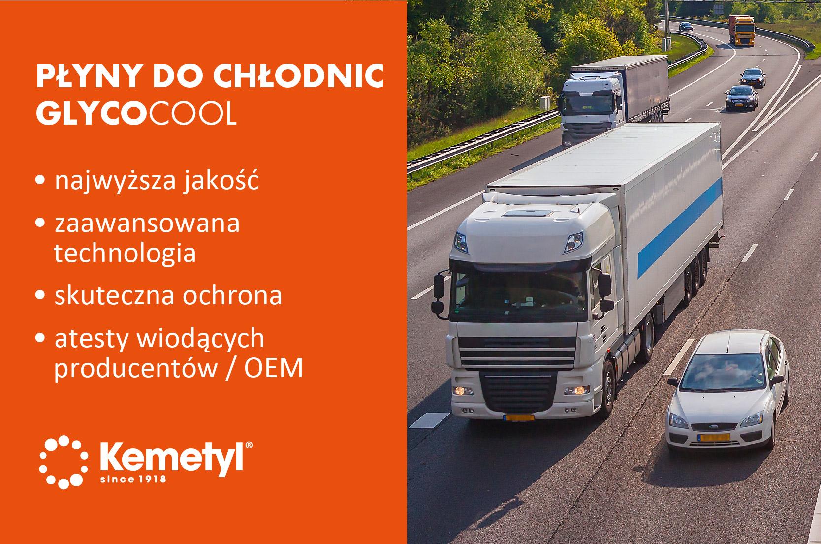 Płyny do chłodnic GlycoCoolPremium
