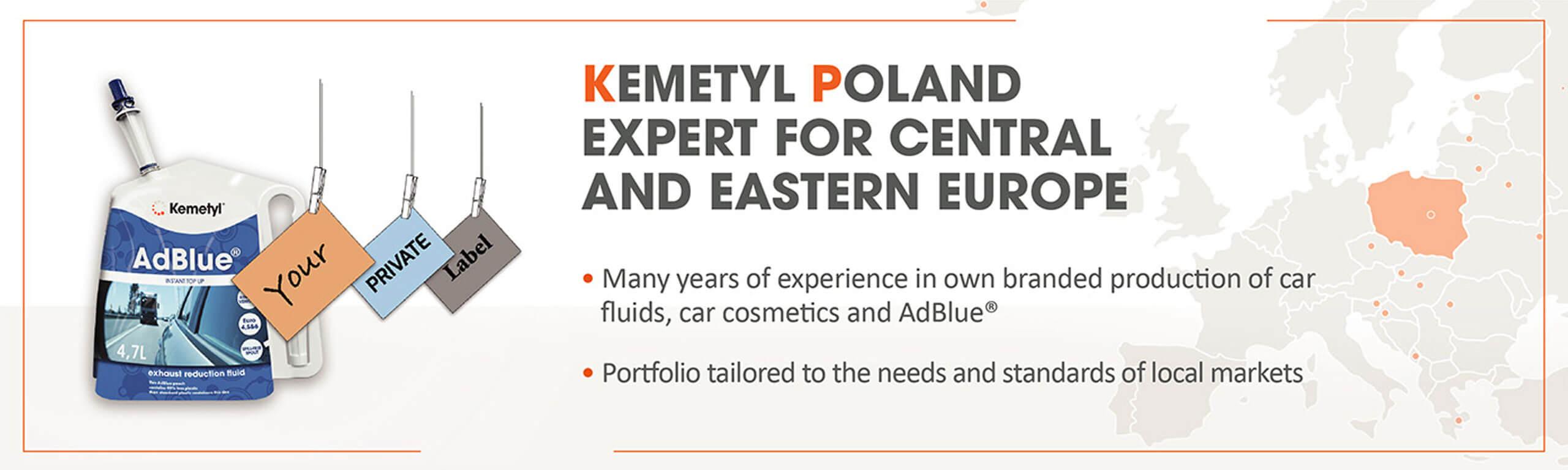 Kemetyl Poland