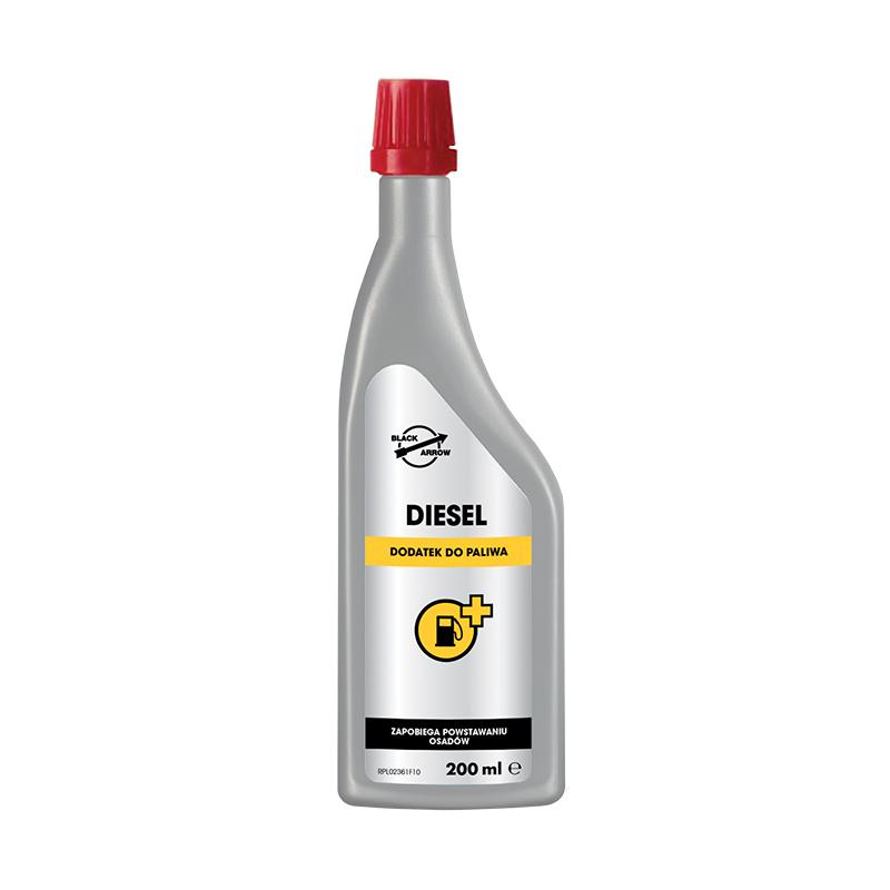 Dodatek dopaliwa – diesel Black Arrow 200 ml