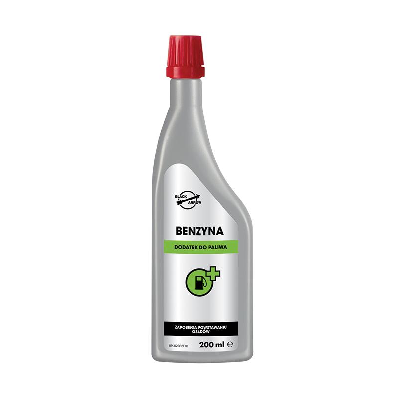 Dodatek dopaliwa – benzyna Black Arrow 200 ml