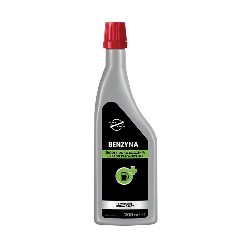 Środek doczyszczenia układu paliwowego – benzyna Black Arrow 200 ml